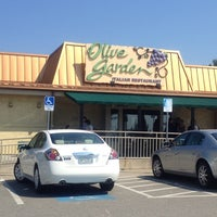 photo taken at olive garden by mike l on 8262012 - Olive Garden Bangor