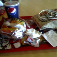 Photo taken at KFC by Nick S. on 3/20/2012
