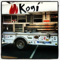Photo taken at Kogi BBQ Truck by Neal T. on 7/6/2012