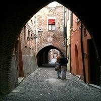 Photo taken at Via delle Volte by Valentina B. on 3/31/2012