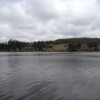 Photo taken at Cullaby Lake by Christy R. on 4/14/2012