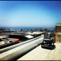 Photo taken at Parking Structure #5 by Andrew S. on 8/13/2012