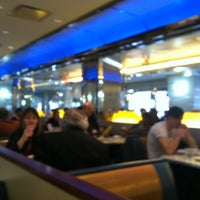 Photo taken at Tick Tock Diner by Alexis H. on 2/14/2012