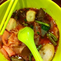 Photo taken at เจียงลูกชิ้นปลา @เซียร์รังสิต by NuMod T. on 8/11/2012