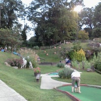 Photo taken at Tropical Gardens Putt Putt by Patricia S. on 8/25/2012
