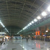 Photo taken at Domestic Terminal by Uf T. on 8/26/2012