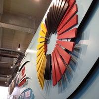 Photo taken at German Pavilion by piyarat l. on 7/11/2012