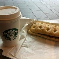 Photo taken at Starbucks by Jiwon H. on 3/1/2012