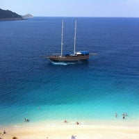 8/1/2012 tarihinde Goknur O.ziyaretçi tarafından Kaputaş Plajı'de çekilen fotoğraf