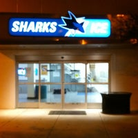 Photo taken at Sharks Ice at San Jose by Dave C. on 3/18/2012