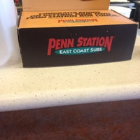 Photo taken at Penn Station East Coast Subs by Allan W. on 4/11/2012