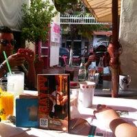 Photo taken at Mango cafe by Ismael B. on 7/11/2012