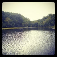 Photo taken at Pocahontas State Park by Brandon L. on 7/24/2012