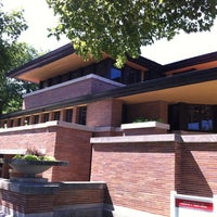 Photo taken at Frank Lloyd Wright Robie House by Ed H. on 6/17/2012