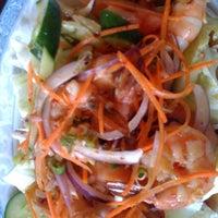 Photo taken at Thai VP Authentic Thai Cuisine by Melanie N. on 5/27/2012