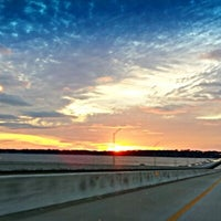 Photo taken at Henry Holland Buckman Bridge by Devin A. on 2/20/2012