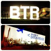 Photo taken at Baton Rouge Metropolitan Airport (BTR) by Whitney B. on 2/23/2012