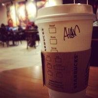 Photo taken at Starbucks by Alan K. on 3/1/2012
