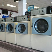Photo taken at Super Clean Wash Center by Susan on 6/16/2012