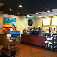 Photo taken at Juice N Java Cafe by Erick O. on 4/9/2012