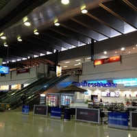 Photo taken at T1 International by limoperth on 7/15/2012