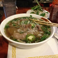 Photo taken at Pho Barclay (Barclay Plaza) by George Q. on 3/7/2012