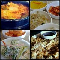 Photo taken at Chodang Restaurant by @RickNakama on 5/4/2012