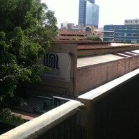 Photo taken at Universidad de Negocios ISEC by Fabrice R. on 5/23/2012