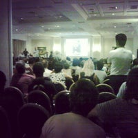 Photo taken at Amt - Excelsior Grand Hotel Catania by Maria G. on 9/2/2012