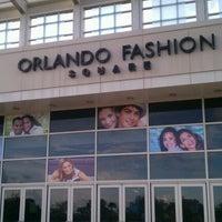 Photo taken at Orlando Fashion Square by Denna B. on 9/5/2011