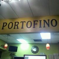 Photo taken at Portofino Ristorante Italiano by Peter G. on 1/5/2012