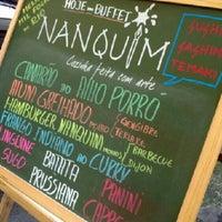 Photo taken at Nanquim Restaurante by Rodrigo F. on 6/4/2012