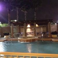 Photo taken at Renaissance Tampa International Plaza Hotel by Jessica E. on 3/12/2012