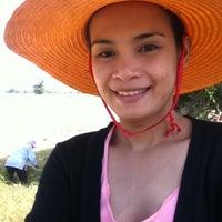 Photo taken at ทุ่งนายายพร้อม หนองลุงพุก by BeZy B. on 11/11/2011