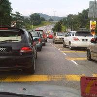 Photo taken at Ampangan Hill View by Mr. Fauzi on 12/26/2011