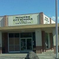 Photo taken at Petaluma adult school Office by Scott G. on 9/23/2011