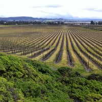 Photo taken at Gloria Ferrer Caves & Vineyards by Leigh F. on 3/26/2011