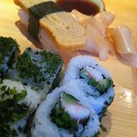 Das Foto wurde bei Ichiban Sushibar von Tanja am 3/27/2012 aufgenommen