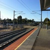 Photo taken at Kenwick Station by Sarina C. on 8/12/2011