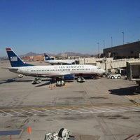 Photo taken at Terminal 4, Concourse B by Alex R. on 9/21/2011