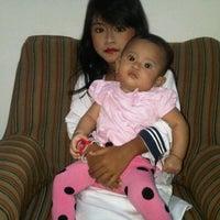Photo taken at Permata Safira Regency by Deddi P. on 10/22/2011