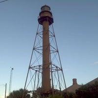 Photo taken at Sanibel Island Lighthouse by Robert K. on 11/20/2011