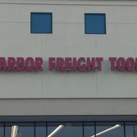 Photo taken at Harbor Freight Tools by Denise M. on 9/7/2012