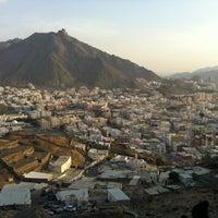 Photo taken at Al Nur Mountain - Hira Cave by Saja on 12/15/2011