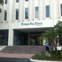 Photo taken at Tampa Bay Times | tampabay.com by Irma D. on 4/5/2012