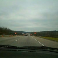 Photo taken at I-74 Exit 5 & I-275 Exit 25 by Kymberlei T. on 12/31/2011