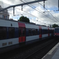 Photo taken at RER Arcueil – Cachan [B] by MikaelDorian on 6/22/2012