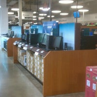 Photo taken at Micro Center by Lucky on 9/27/2011