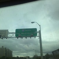 Photo taken at Major Deegan Expressway (I-87) by Eugenio M. on 10/4/2011