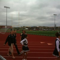 Photo taken at Windsor Knights Home Game @ WHS by Tim M. on 10/16/2011